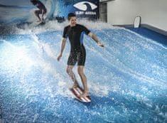 Poukaz Allegria - indoor surfing Praha