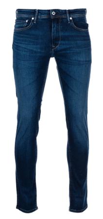Pepe Jeans jeansy męskie Stanley 30/32, ciemny niebieski