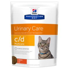 Hill's sucha karma dla kotów PD Feline C/D Multicare 1,5 kg