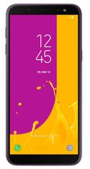 Samsung GSM telefon Galaxy J6 2018, 32 GB, Dual SIM, vijoličen