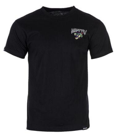 MEATFLY moška majica s kratkimi rokavi Dragon Fist, črna, L