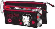 Betty Boop peresnica s tremi zadrgami 17481