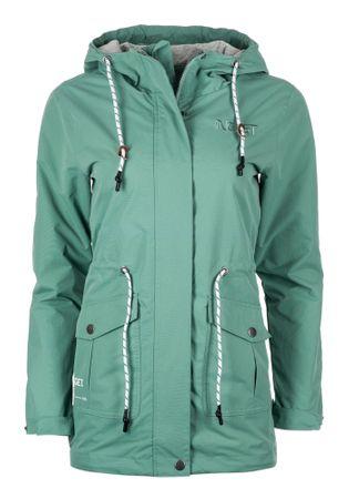 Nugget dámská bunda Meda S světle zelená