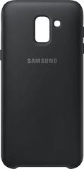 Samsung dvouvrstvý ochranný kryt pro Samsung Galaxy J6 (J6 - 2018), černá EF-PJ600CBEGWW