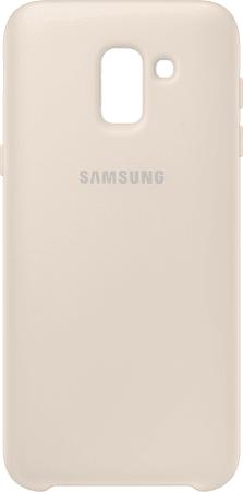 Samsung trdi ovitek Galaxy J6 2018, zlat