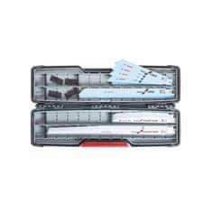 Bosch žagini listi ToughBox for Wood+Metal (2607010997), 16 kos