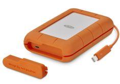 LaCie Vanjski tvrdi disk Rugged 4 TB, Thunderbolt 3 i USB-C 3.1