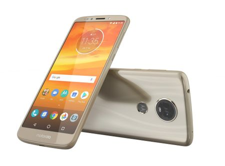Motorola Moto E5 Plus, Fine Gold (PABA0019RO)