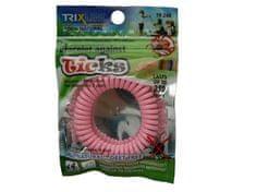 Trixline zapestnica za zaščito pred klopi
