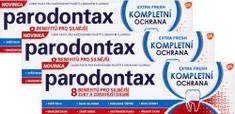 Parodontax Kompletní ochrana Extra Fresh 75 ml 3ks
