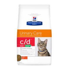 Hill's sucha karma dla kotów PD Feline C/D Urinary Stress Reduced Calorie 1,5 kg