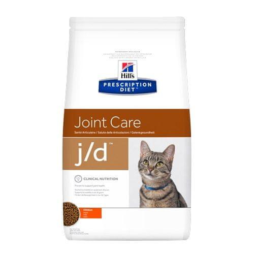 Hill's j/d Feline hrana za mačke, s piletinom, 2 kg