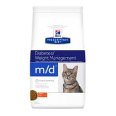 Hill's Prescription Diet Feline M/D 1,5 kg