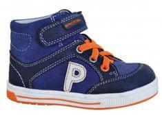 Protetika Chlapecké kotníkové boty Oslo - modré