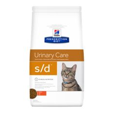 Hill's sucha karma dla kotów Prescription Diet S/D Feline 1,5 kg