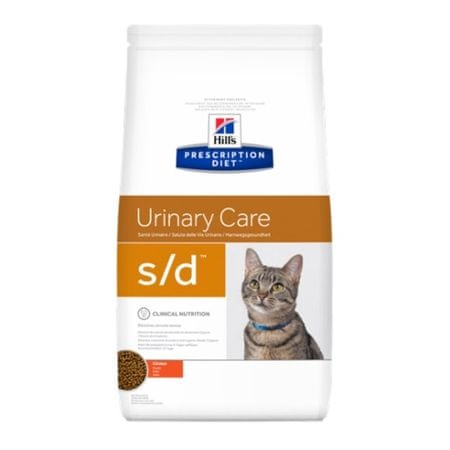 Hill's Prescription Diet S/D Feline 1,5 kg