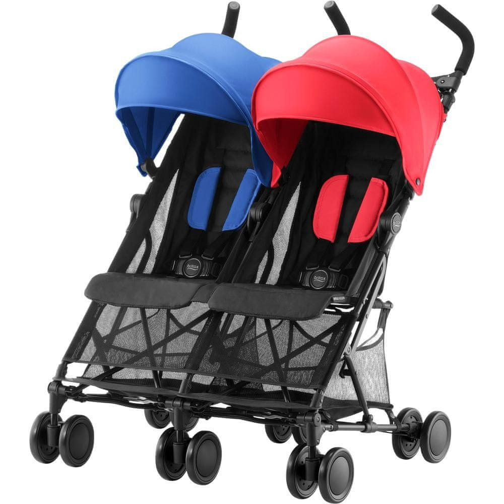 Britax Römer Holiday Double, Red/Blue