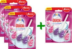 Duck Active Clean Dazzling Petals 3 + 1 ks
