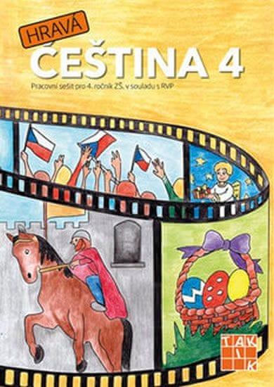Hravá čeština 4 - pracovní sešit