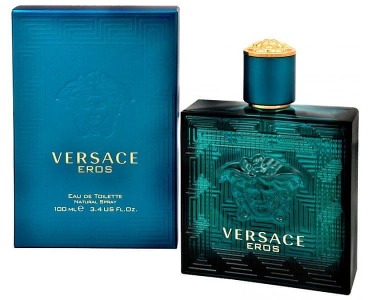 Versace Eros - EDT 200 ml pro muže