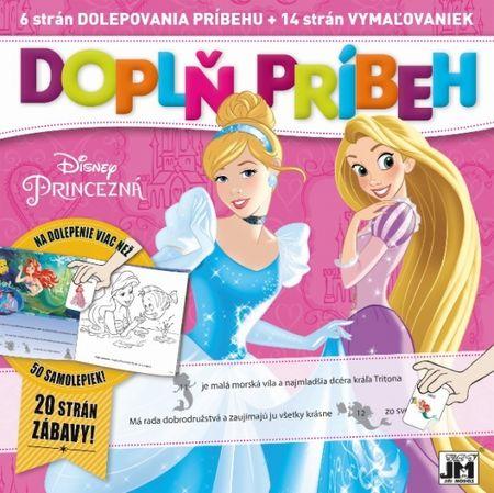 Disney/Pixar: Doplň príbeh/ Princezné
