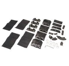 JOPE Montážny kit pätky, 4 ks, typ strechy: štandardná, pre vozidlá OPEL INSIGNIA BERLINA, 5 dv., 08-; OPEL INSIGNIA SEDAN, 4 dv., 08-