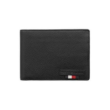 Tommy Hilfiger Pánská peněženka Corporate Extra CC&Coin Small Leather Goods Black