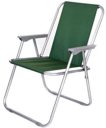 Happy Green Strandszék, zöld