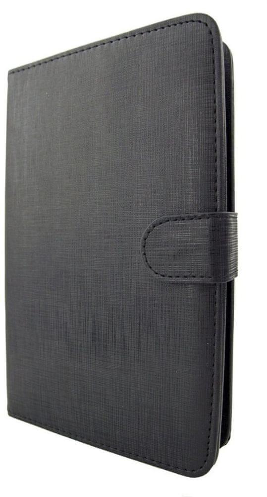 """iGET Kožené pouzdro s klávesnicí pro 7 a 8"""" tablet, černá barva S7B"""