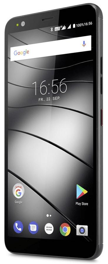 Gigaset GS370+, 4GB/64GB, Jet Black