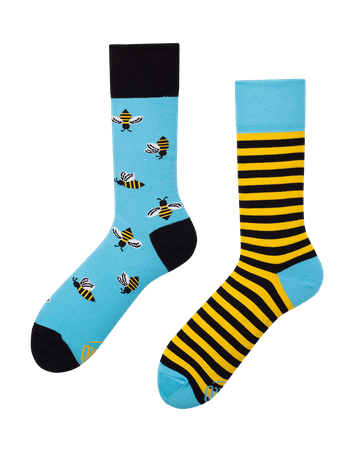 Many Mornings nogavičke Bee Bee, 39-42