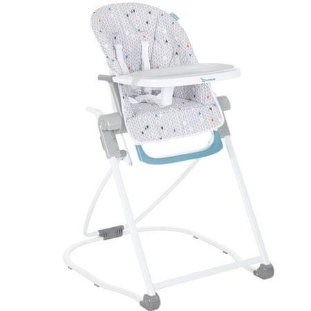 Badabulle krzesełko dla dziecka Compact Chair, Grey