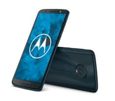 Motorola Moto G6, Deep Indigo (PAAL0000RO)