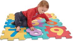 Addo Pěnové puzzle s čísly