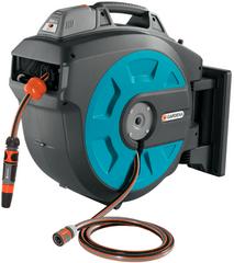 Gardena stenski nosilec za cev Comfort 35 Roll-Up automatic Li (8025)