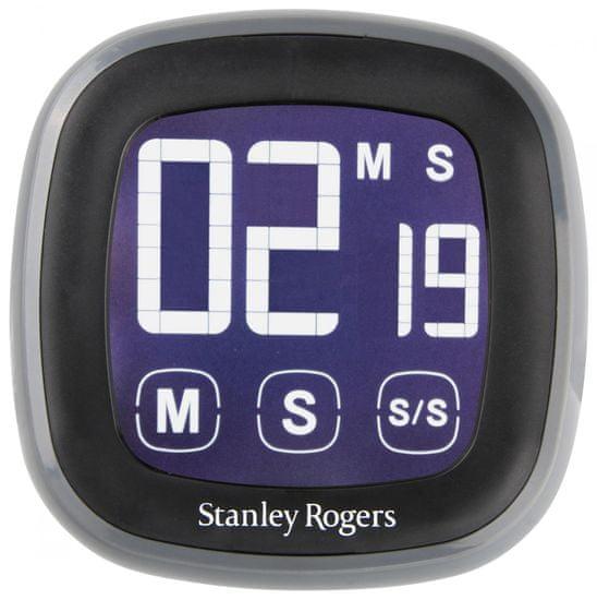 Stanley Rogers Időmérő LED 7,5x7,5x2,5 cm