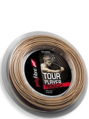 Polyfibre tenis struna Tour Player Rough - kolut 200 m