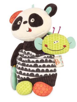 B.toys Party Panda pro nejmenší