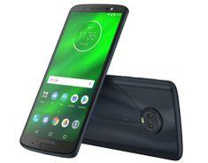 Motorola Moto G6 Plus, Deep Indigo (PAAV0006RO)