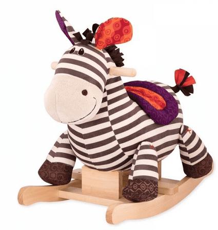 B.toys Hojdacia zebra Kazoo