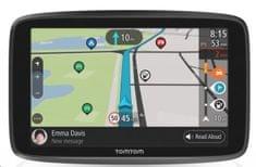 TomTom GO CAMPER WORLD (EMEA), Connected, Doživotné mapy sveta