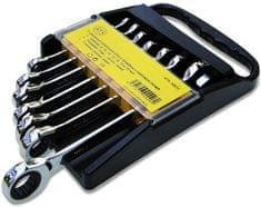 komplet obročnih ključev ATX, 7 kosov