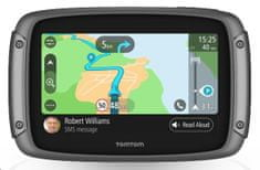 TomTom Rider 500, Europe LIFETIME mapy