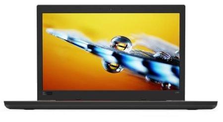 Lenovo prenosnik ThinkPad L580 i5-8250U/8GB/SSD512GB/15,6FHD/W10P (20LW000XSC)