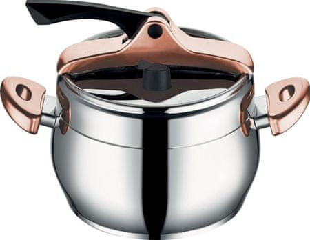 Infinity Chef ekonom lonec Copper, 6 l