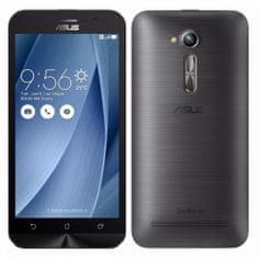 Asus ZenFone GO (ZB500KG), Dual SIM, 1 GB / 8 GB, stříbrný