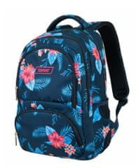 Target nahrbtnik Bravo Floral Blue 21896