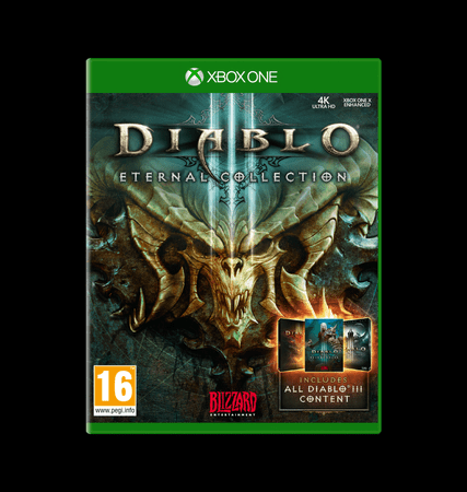 Activision Blizzard Diablo III Eternal Collection (Xbox One)