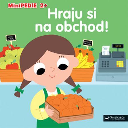 Caillou Pierre: Minipedie 2+ Hraju si na obchod!