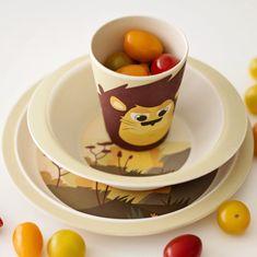 Yookidoo Yuunaa Sada nádobí - Lev